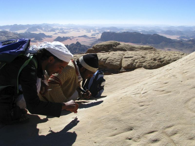 Jebel Rum 3 - Mehedi & Salem.JPG