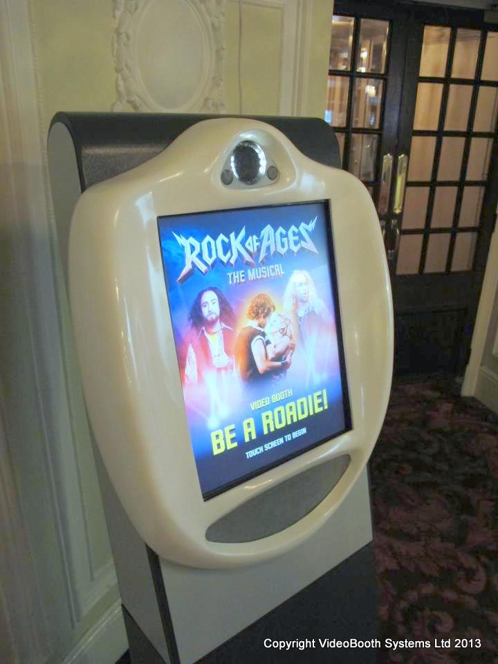 Rock of Ages Freestanding VideoKiosk.JPG