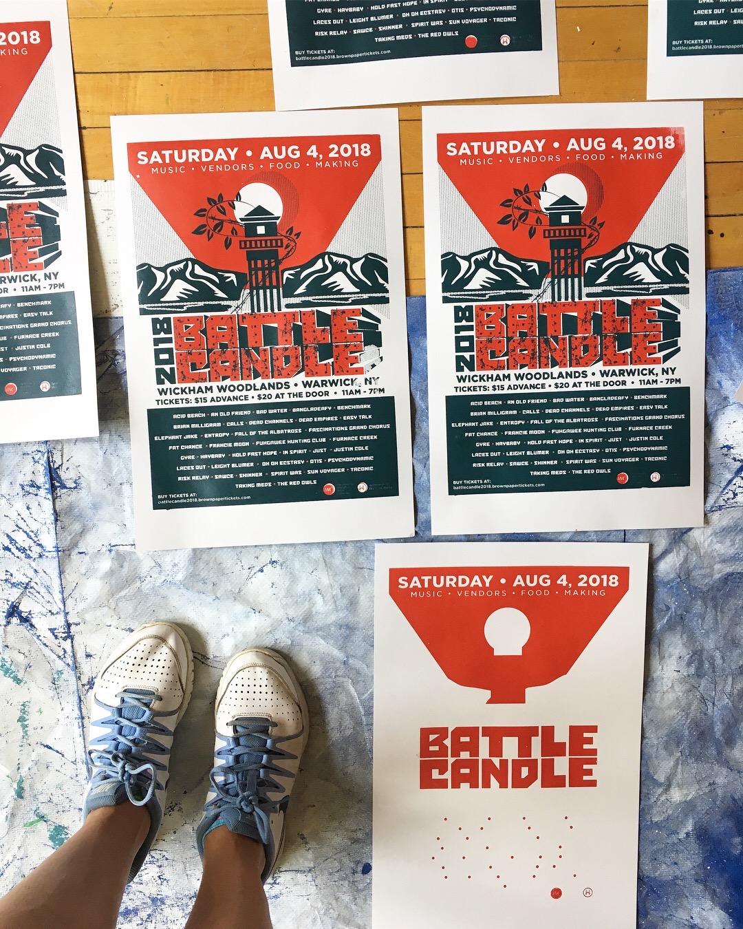 Battle Candle Music Festival