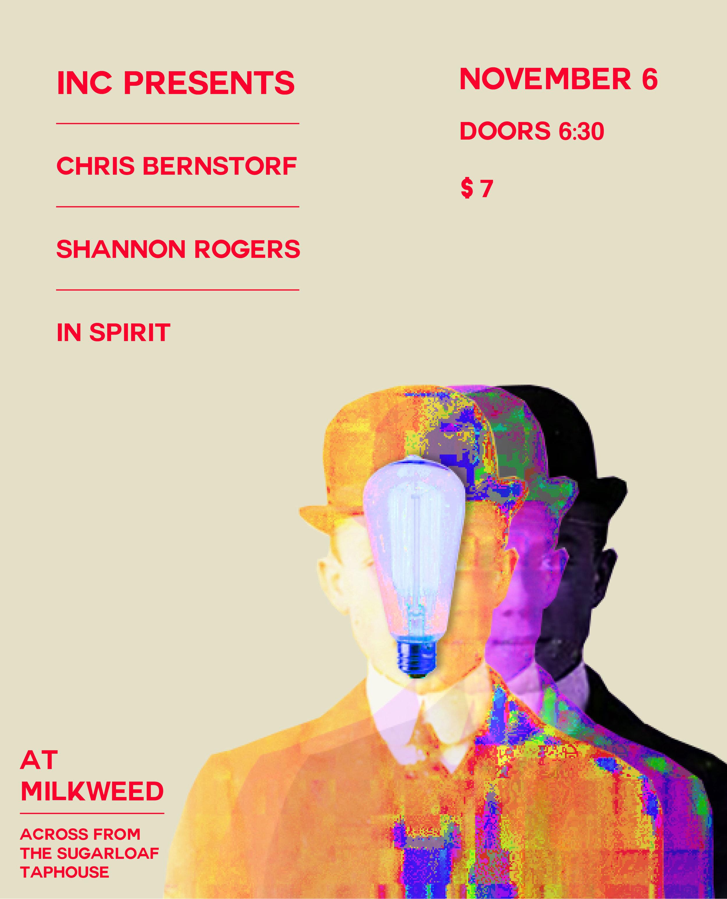 Music Show Flyer | November 6, 2018