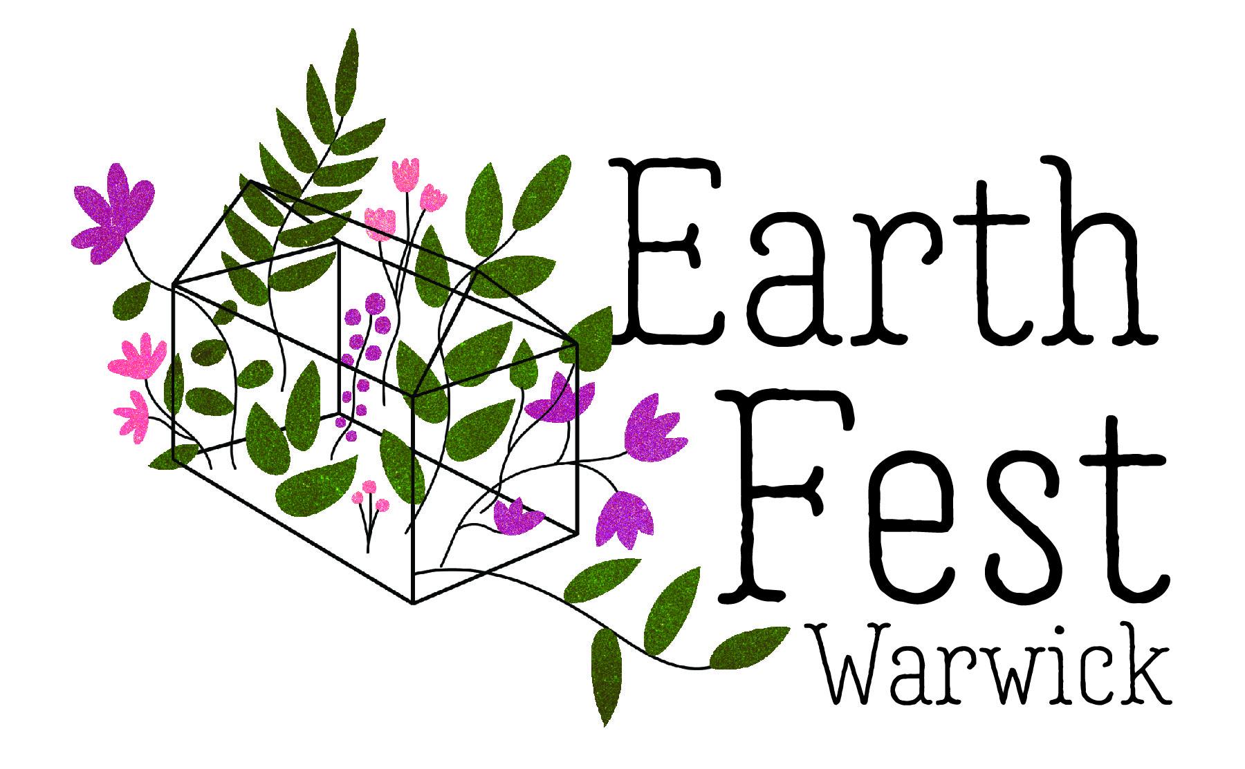 Logo | Earth Fest Warwick