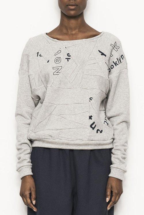 Rerolled Logo Sweatshirt