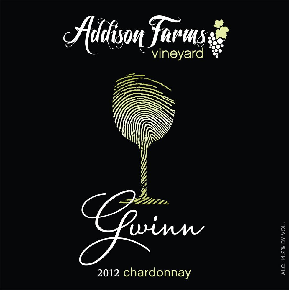 2012 Gwinn front label
