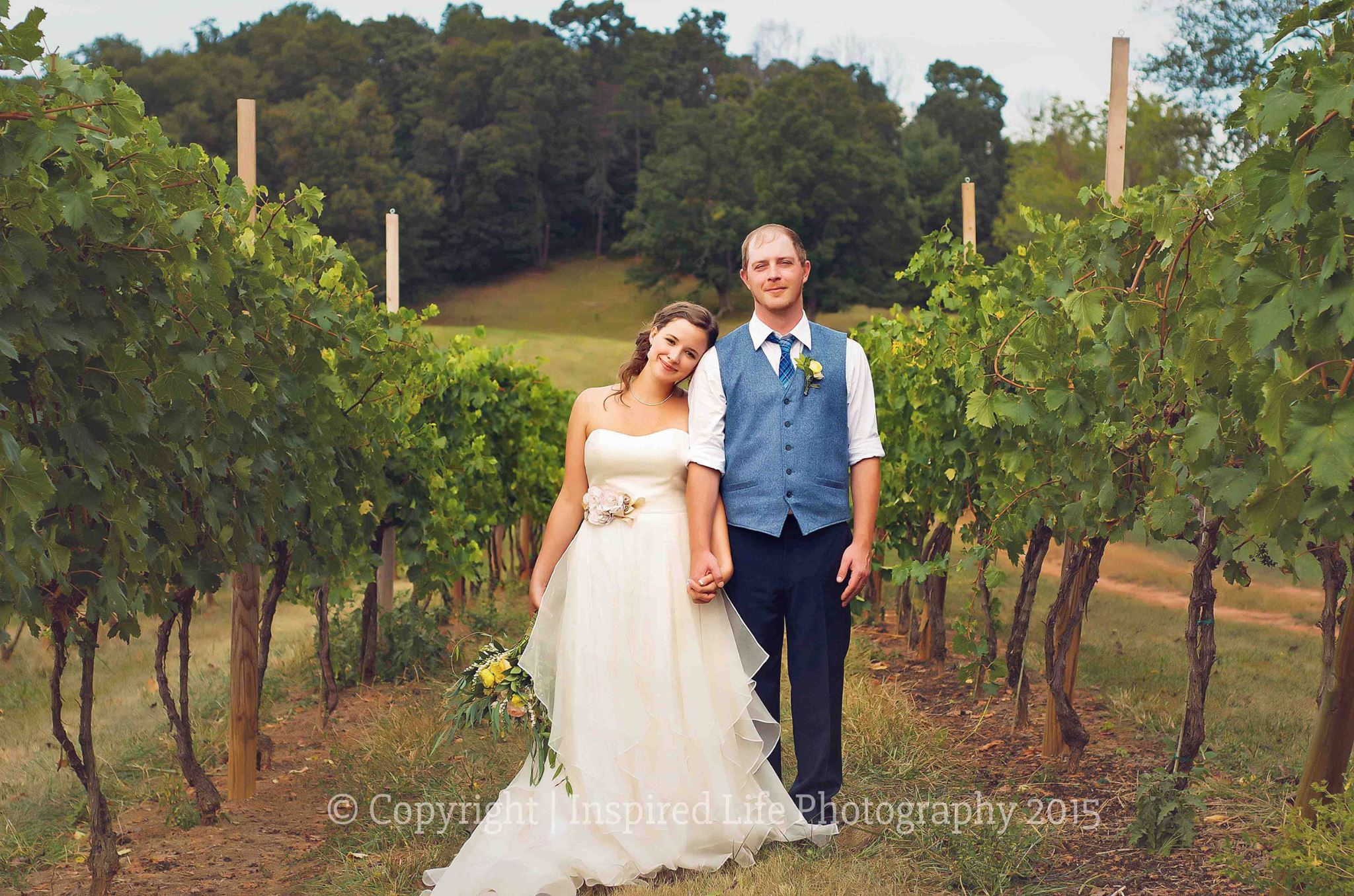 Laura and Chris, 12 Sept 2015, Photo courtesy of Inspired Life Photography