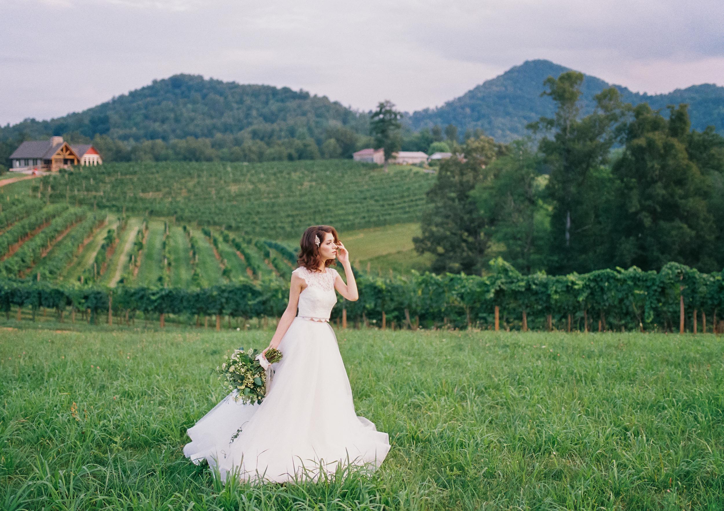 Photo courtesy of Wedding Nature Photography