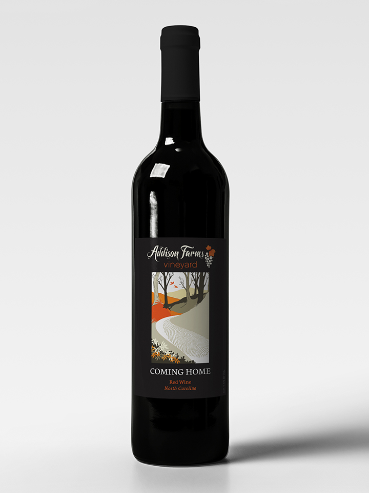 Coming Home - 2013 Cabernet Sauvignon