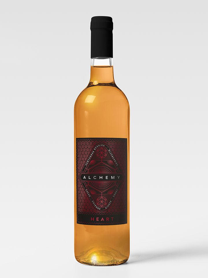 Heart - Dry Honey Wine / Mead