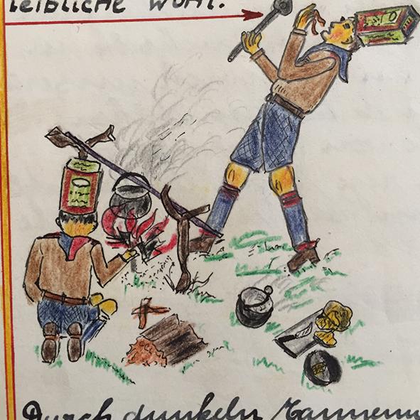 1938.6 1939 Pfingstlager Tiger & Marder.jpg