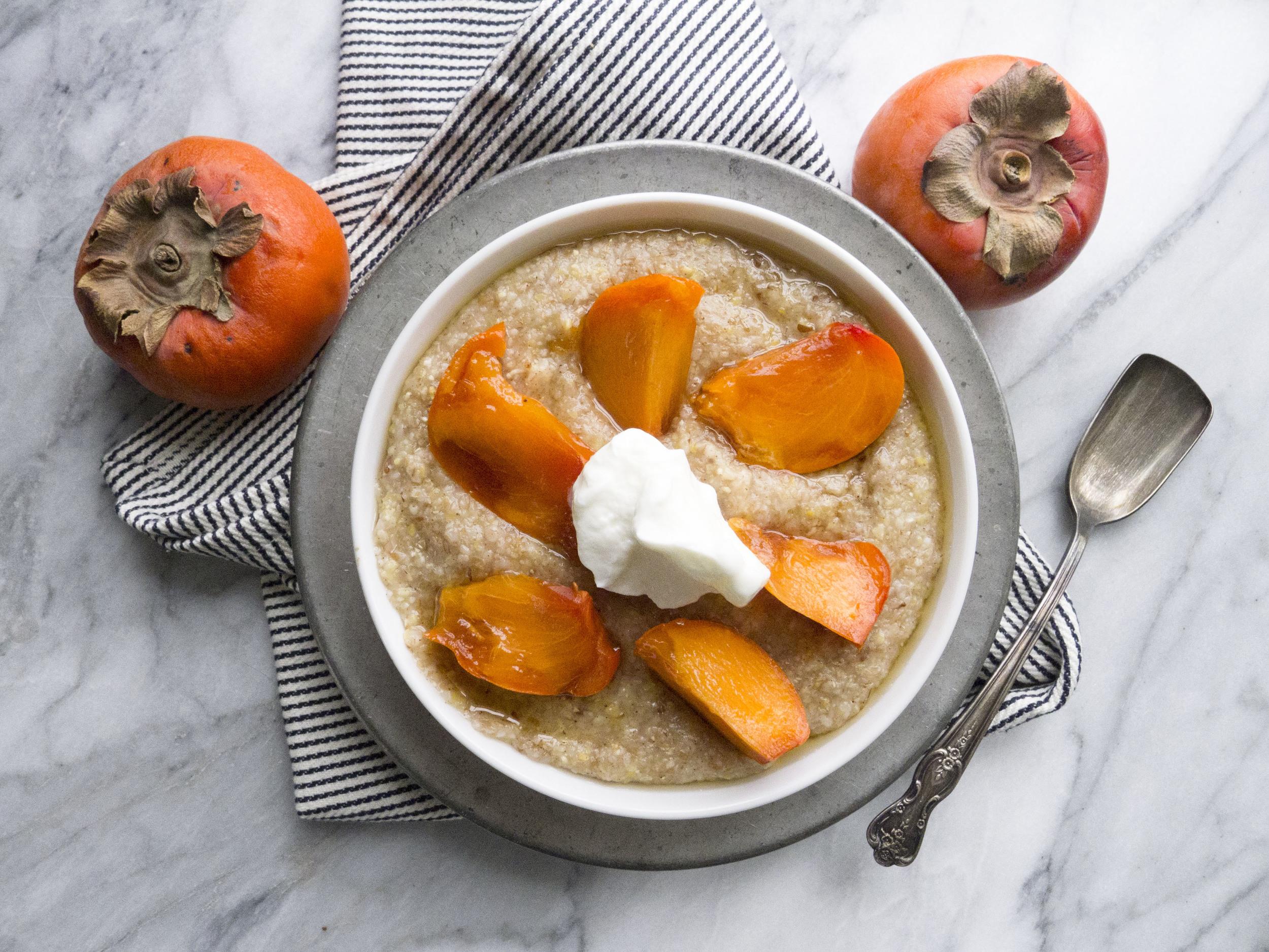 Persimmon 10 Grain Hot Cereal