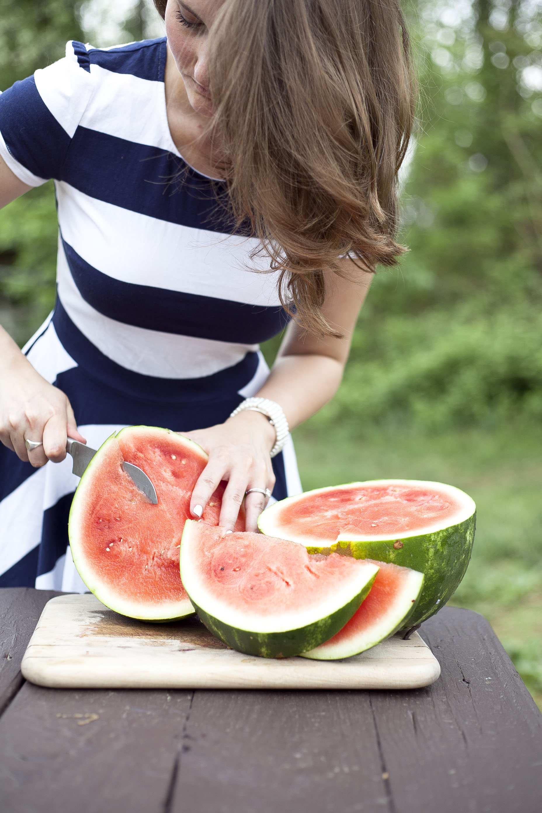 watermelon, summer party