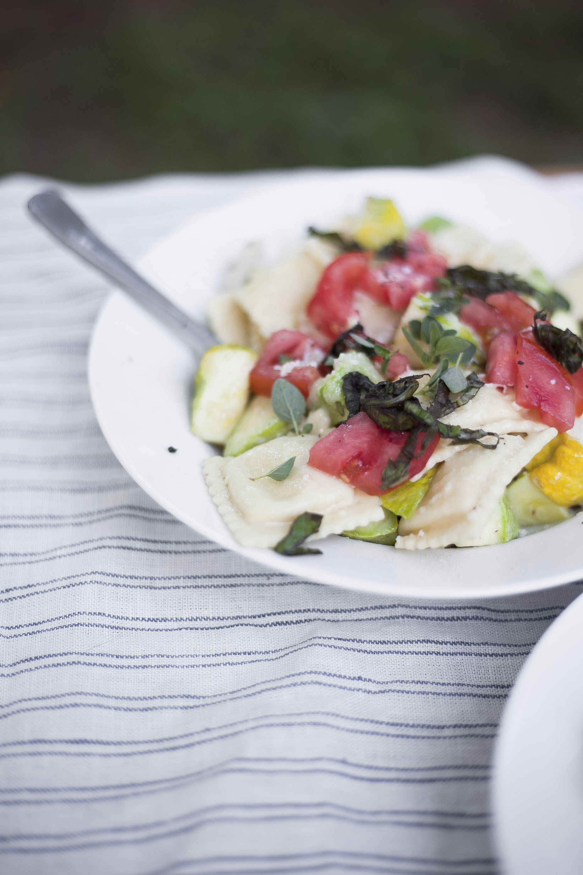 Easiest Summer Dinner Salad