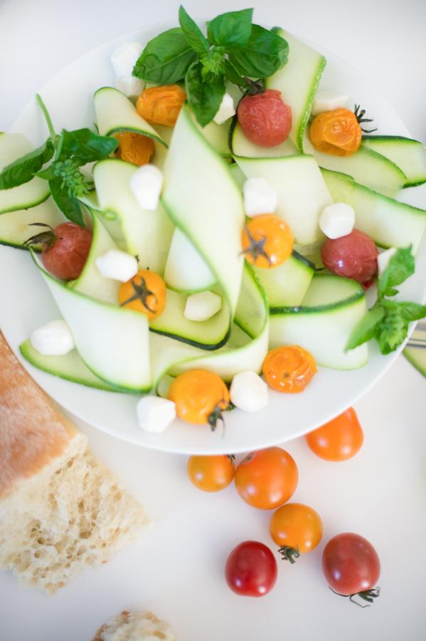 Summer Styled Shoot: Heirloom Tomatoes