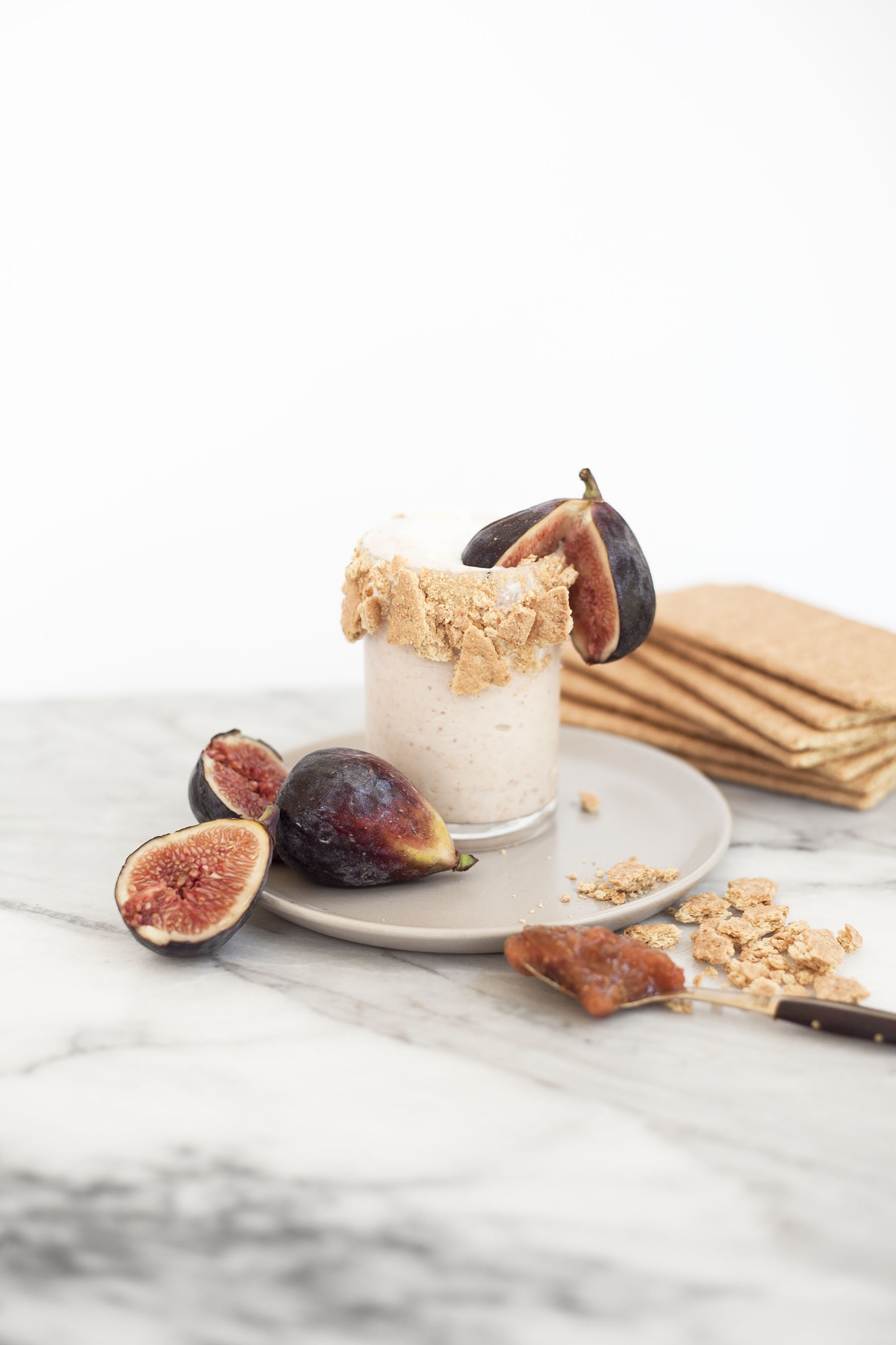 Fig Newton Smoothie