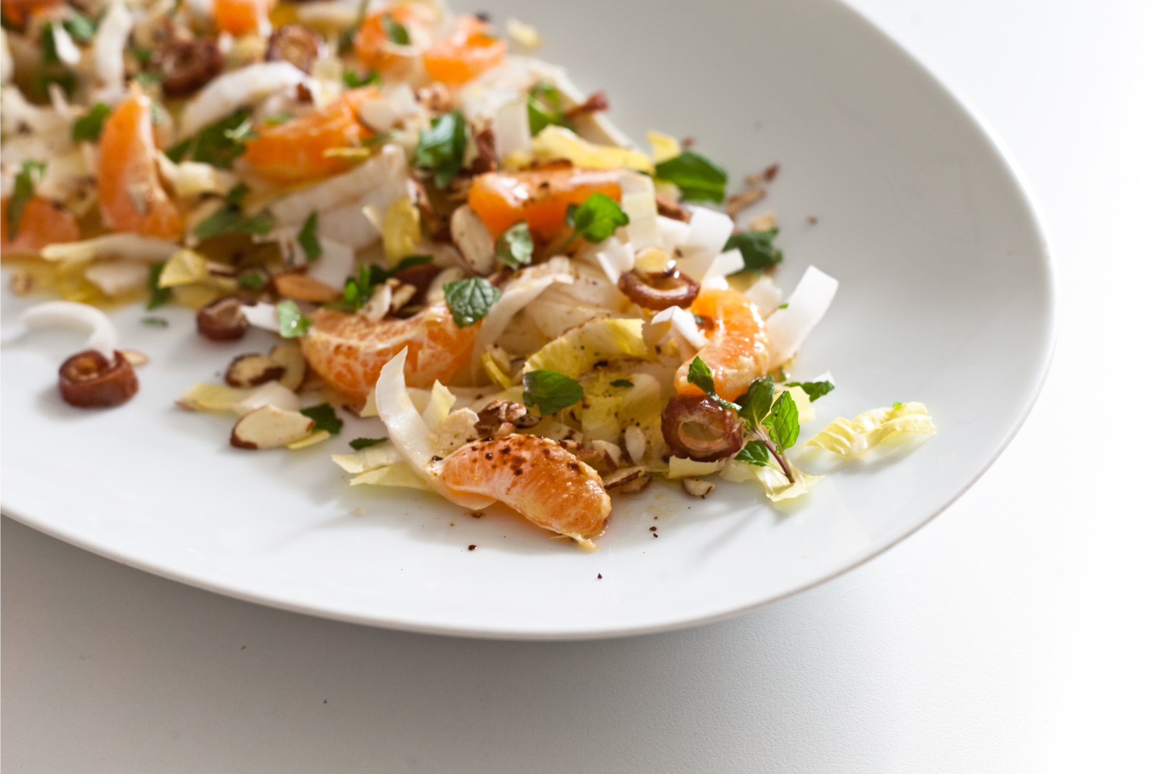 Satsuma Endive Winter Salad