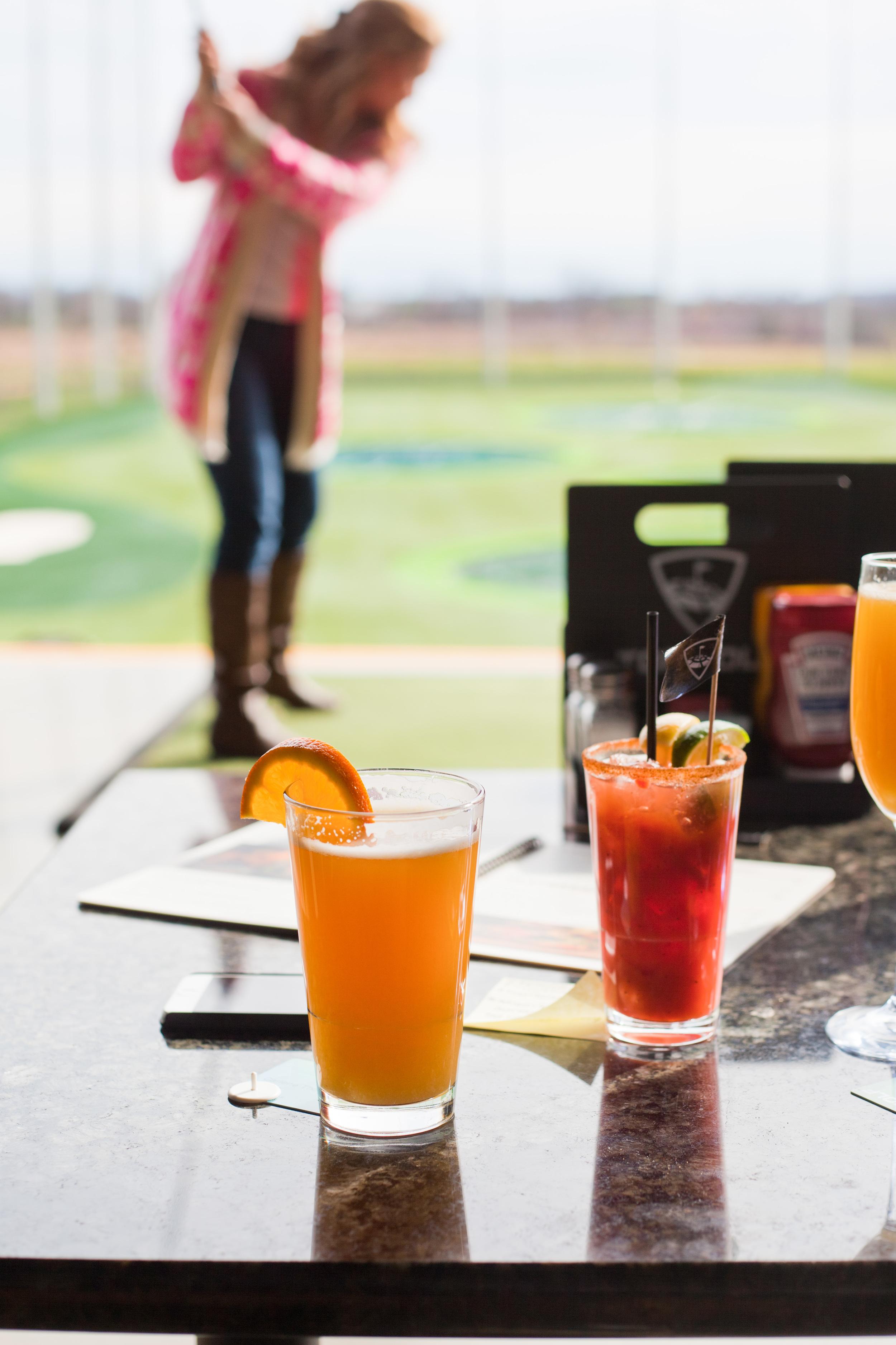 Brunch and Golf: Top Golf Loudoun
