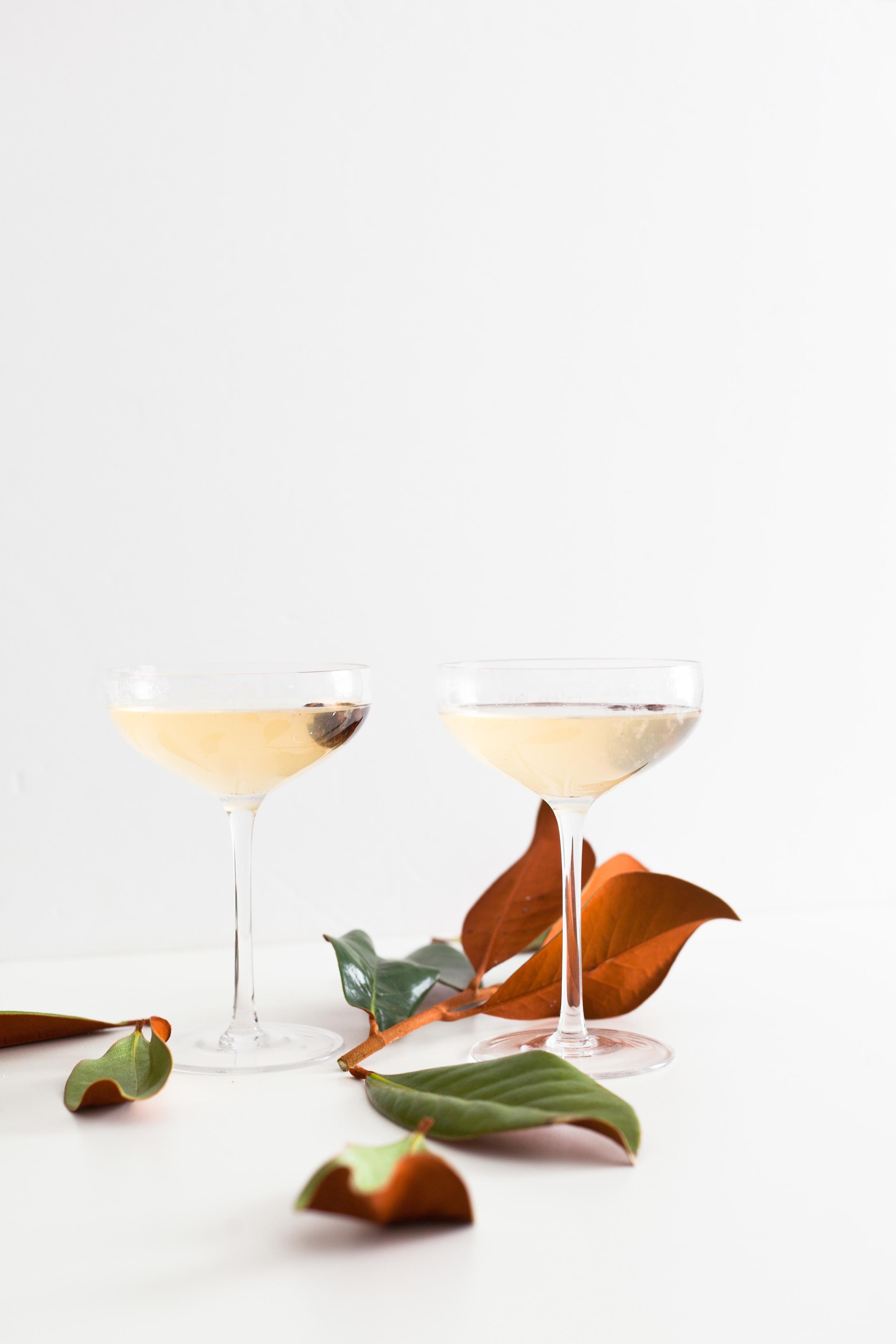 White Glogg Mulled Winter Wine Recipe