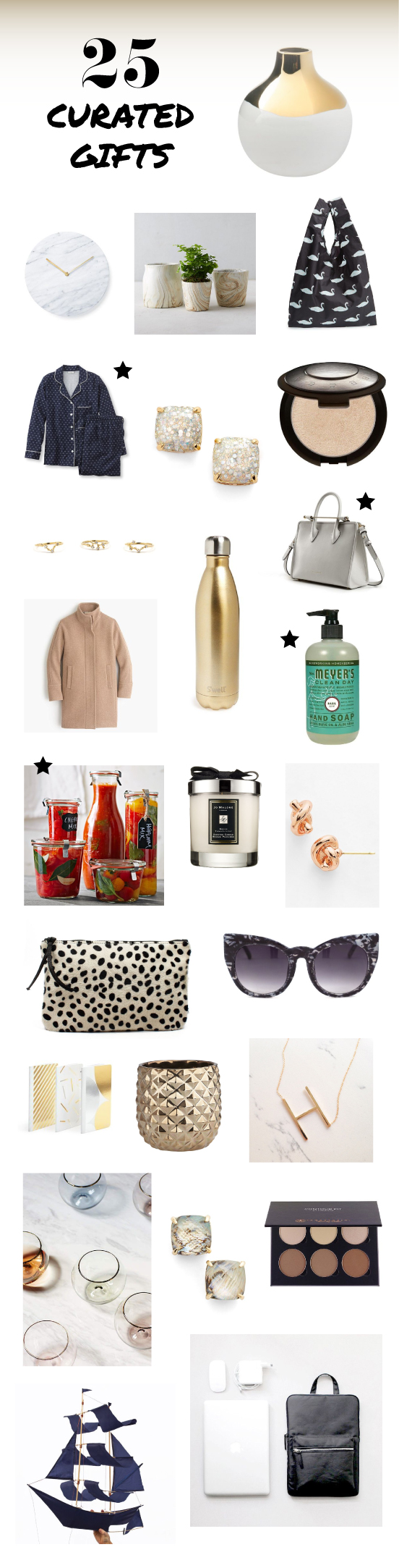 26 Curated Gift Ideas I Actually Like