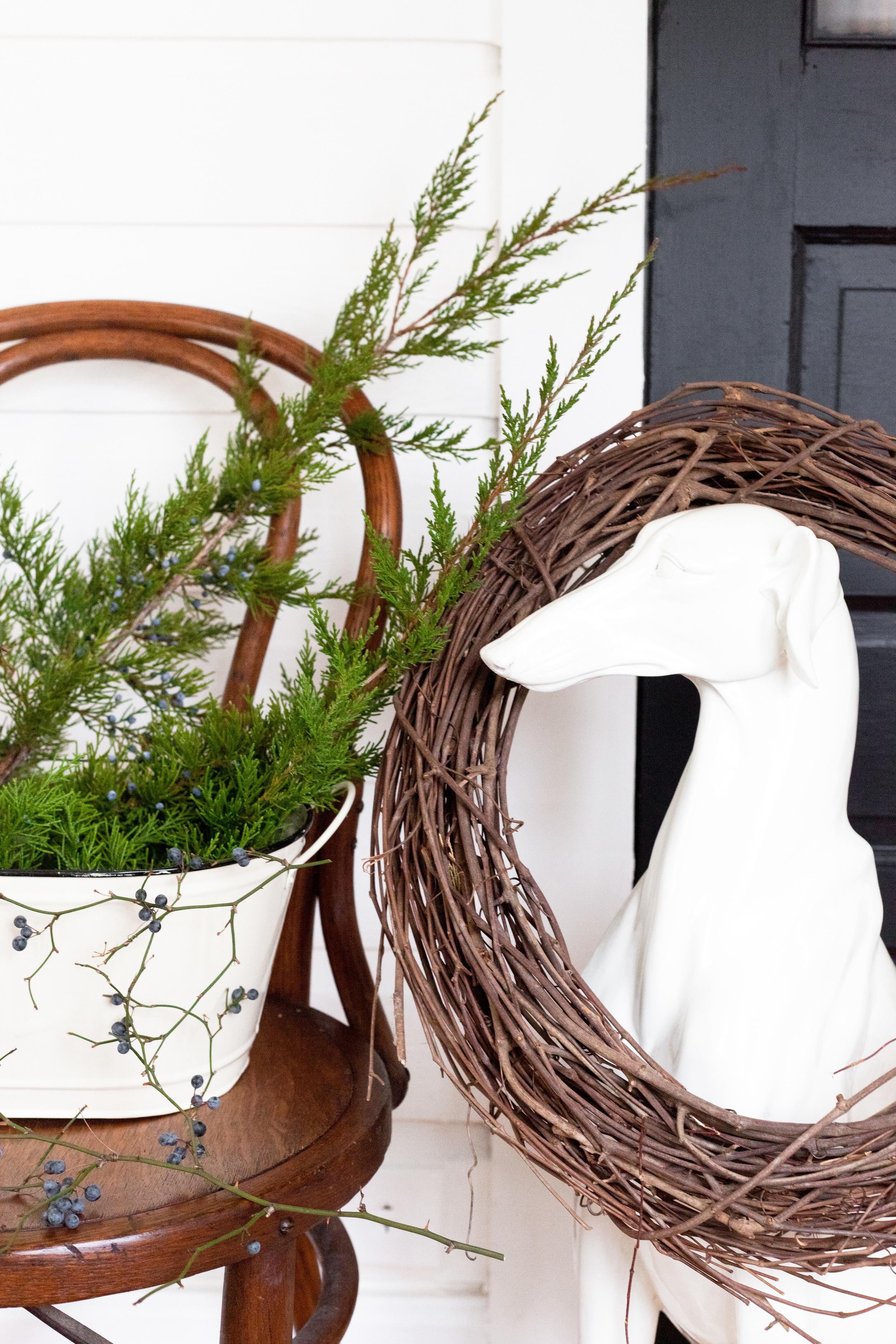 Wreath Making Gathering