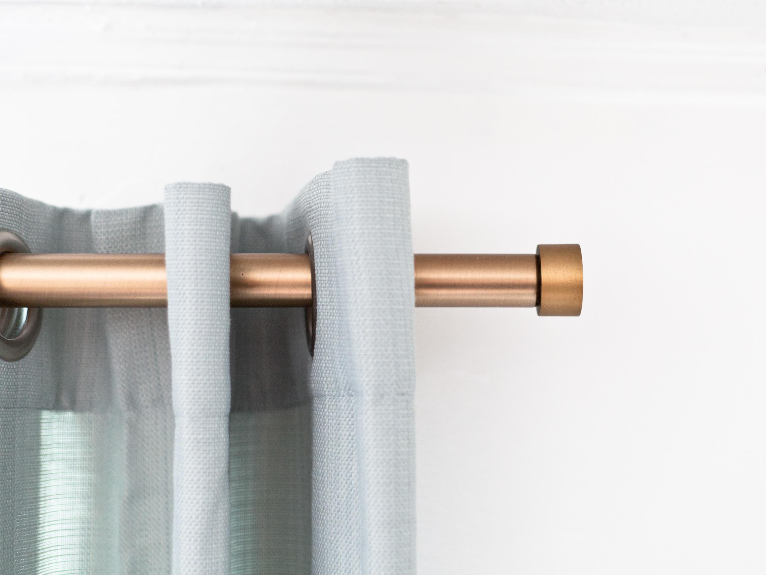 Minimalist Master Bedroom Reveal: Simplified Garden, White Floors