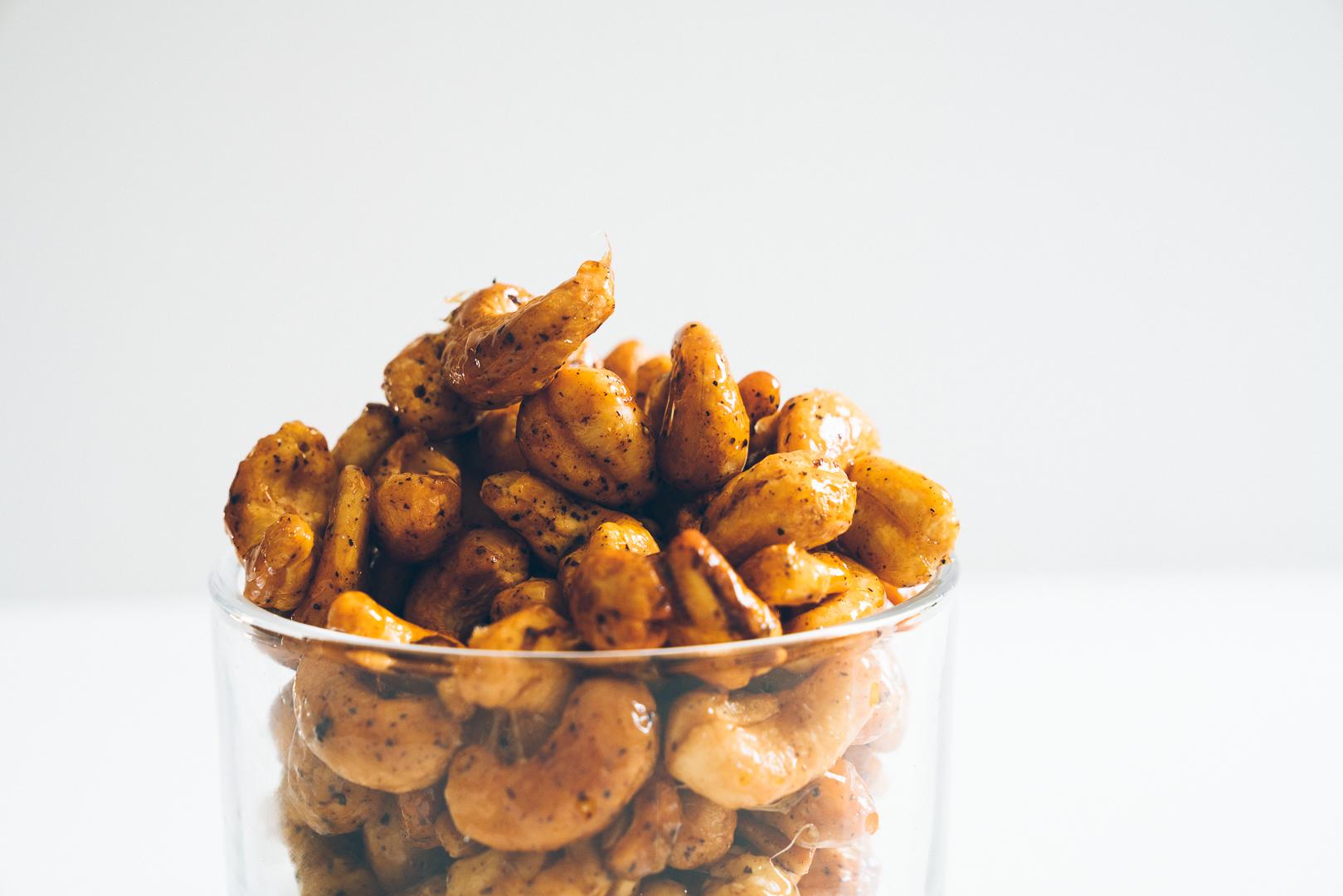Smoky Spiced Sumac Cashews