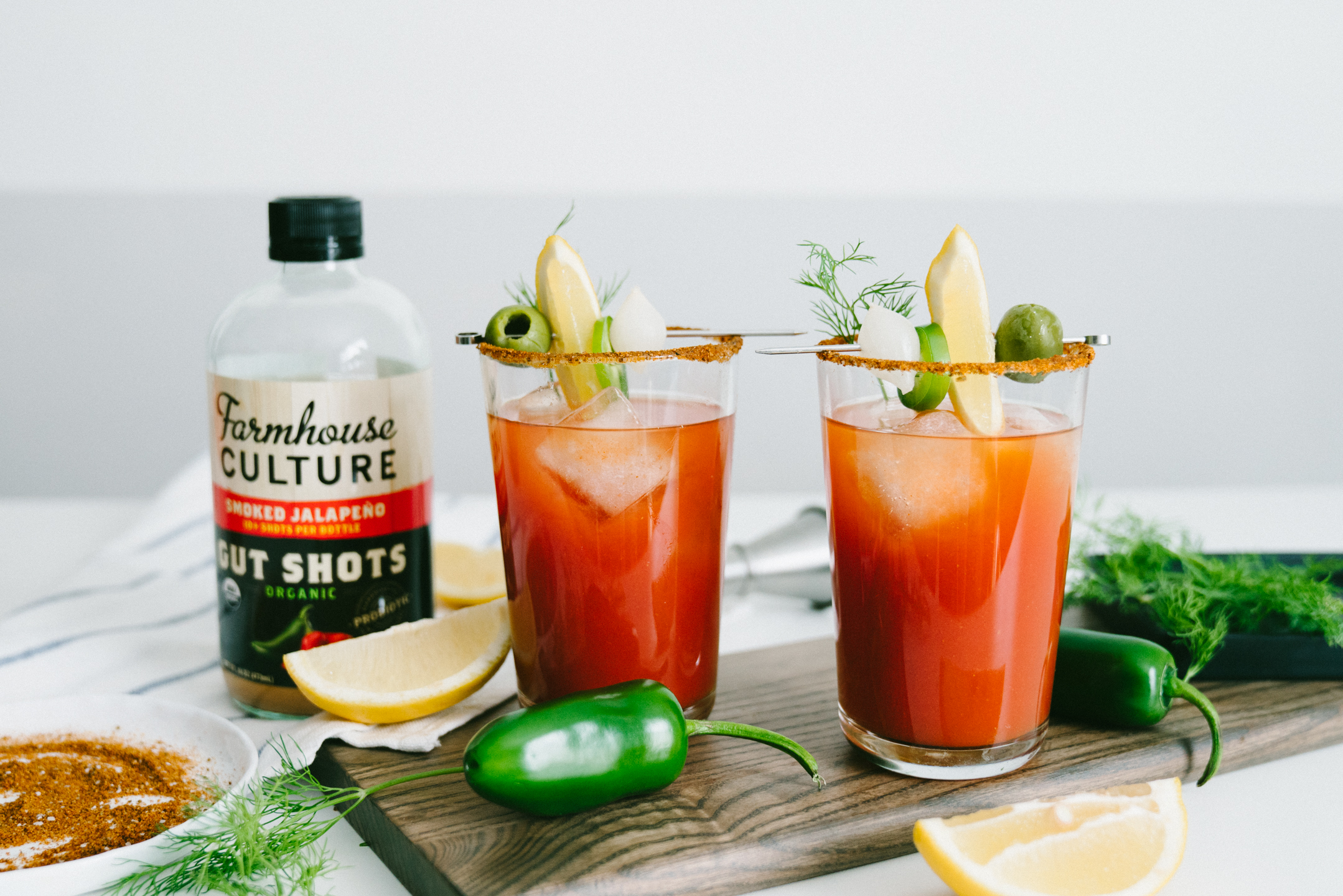 bloody mary recipe with probiotic farmhouse culture gut shot recipe