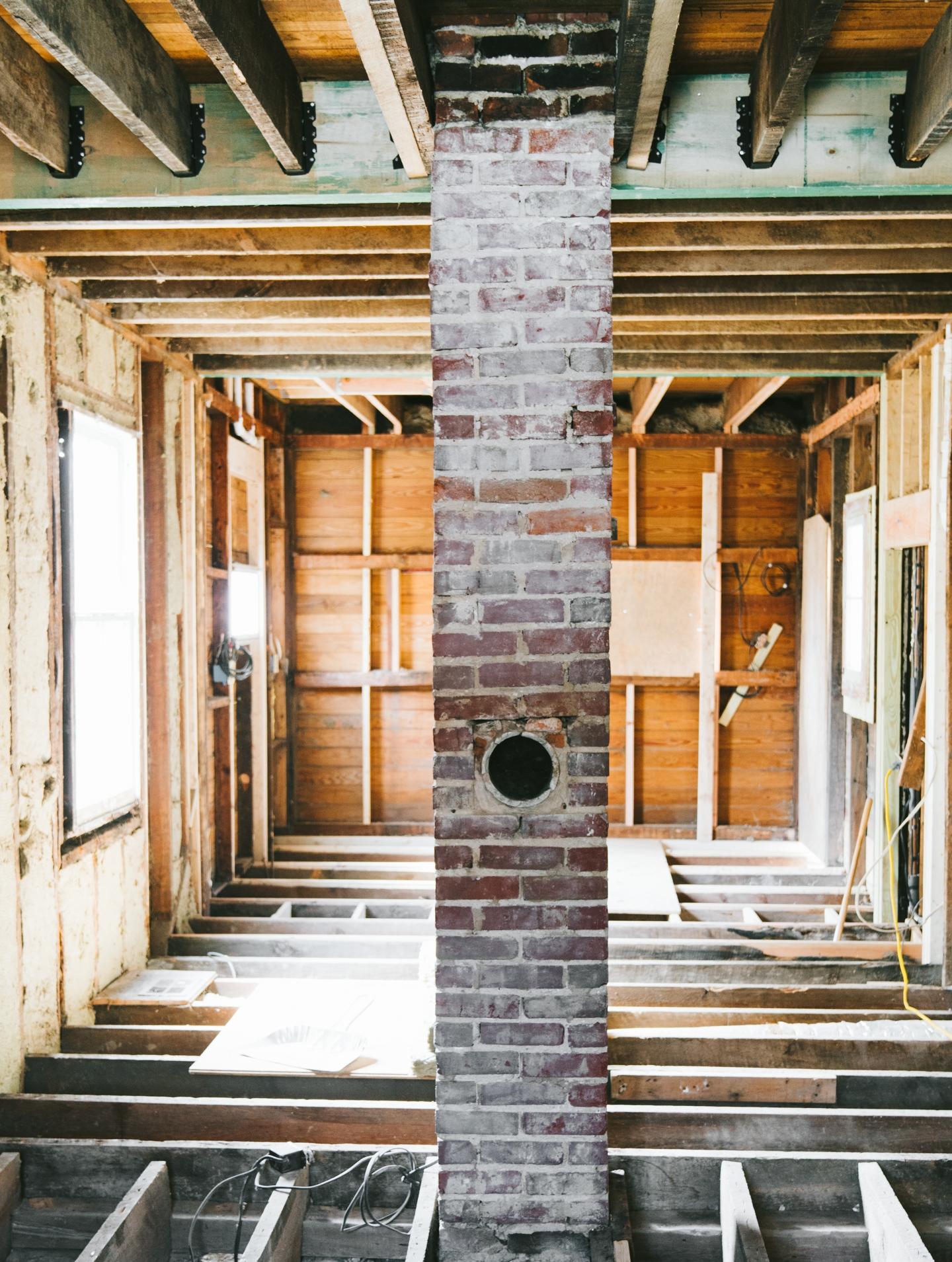 folk victorian house renovation