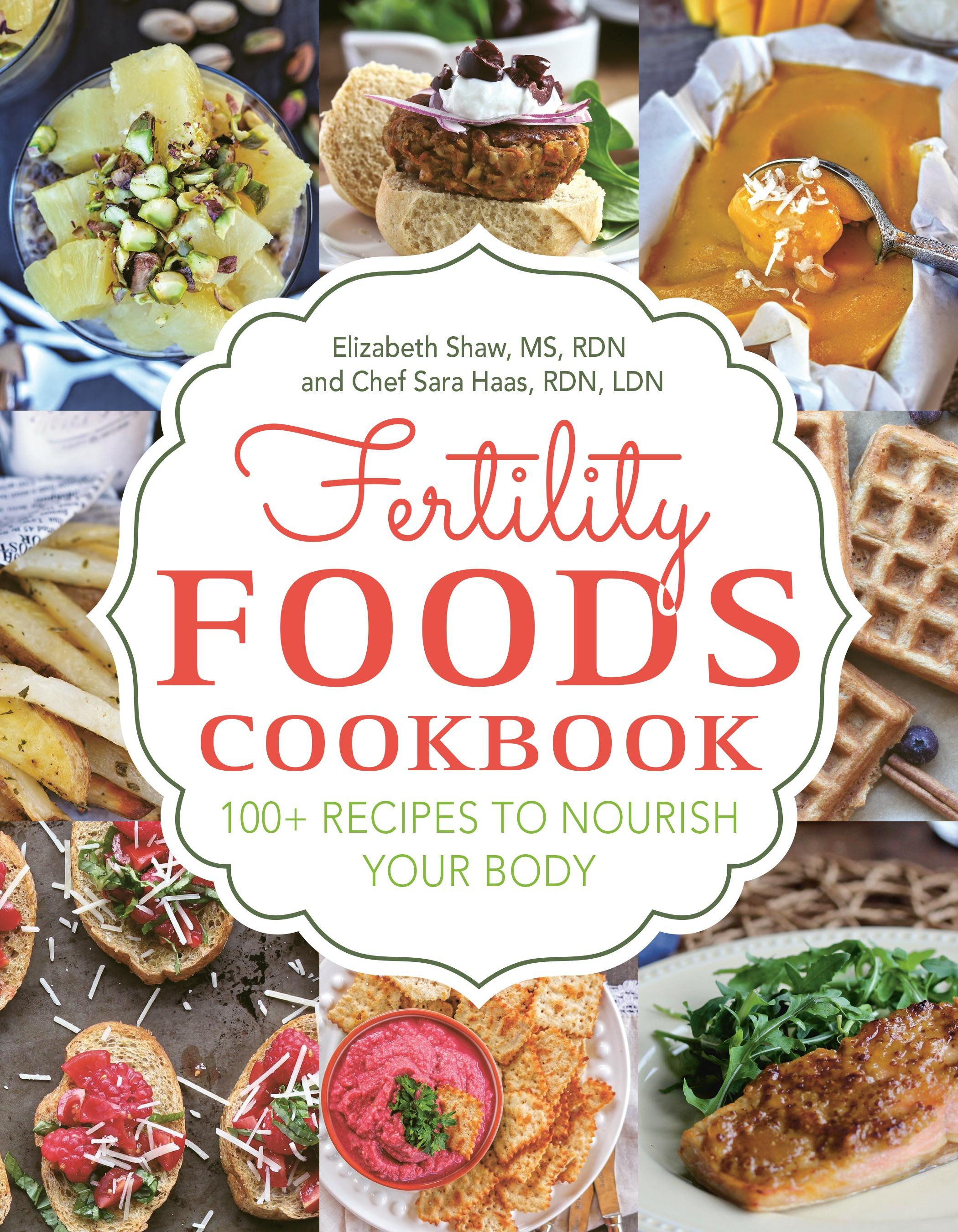 fertility foods cookbook