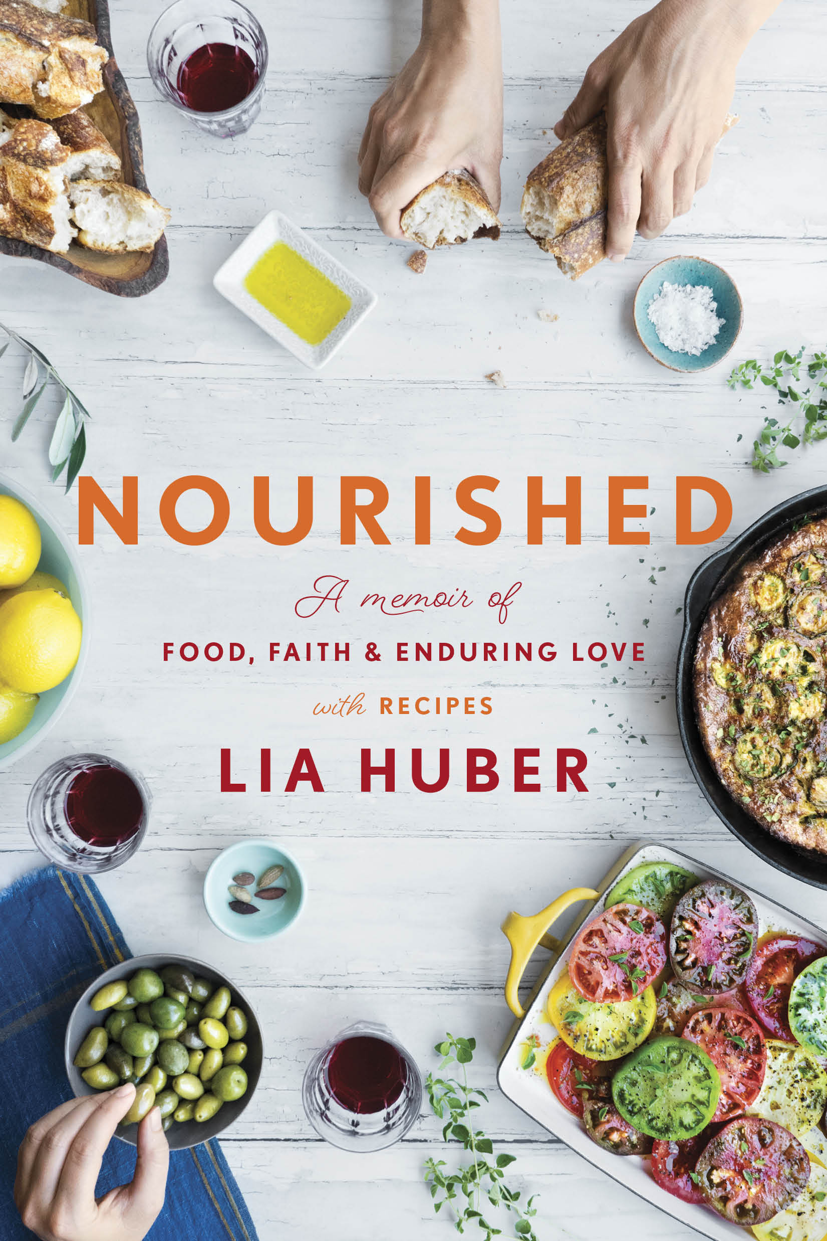 Women in Food: 10 Questions with Lia Huber, Author of Nourished