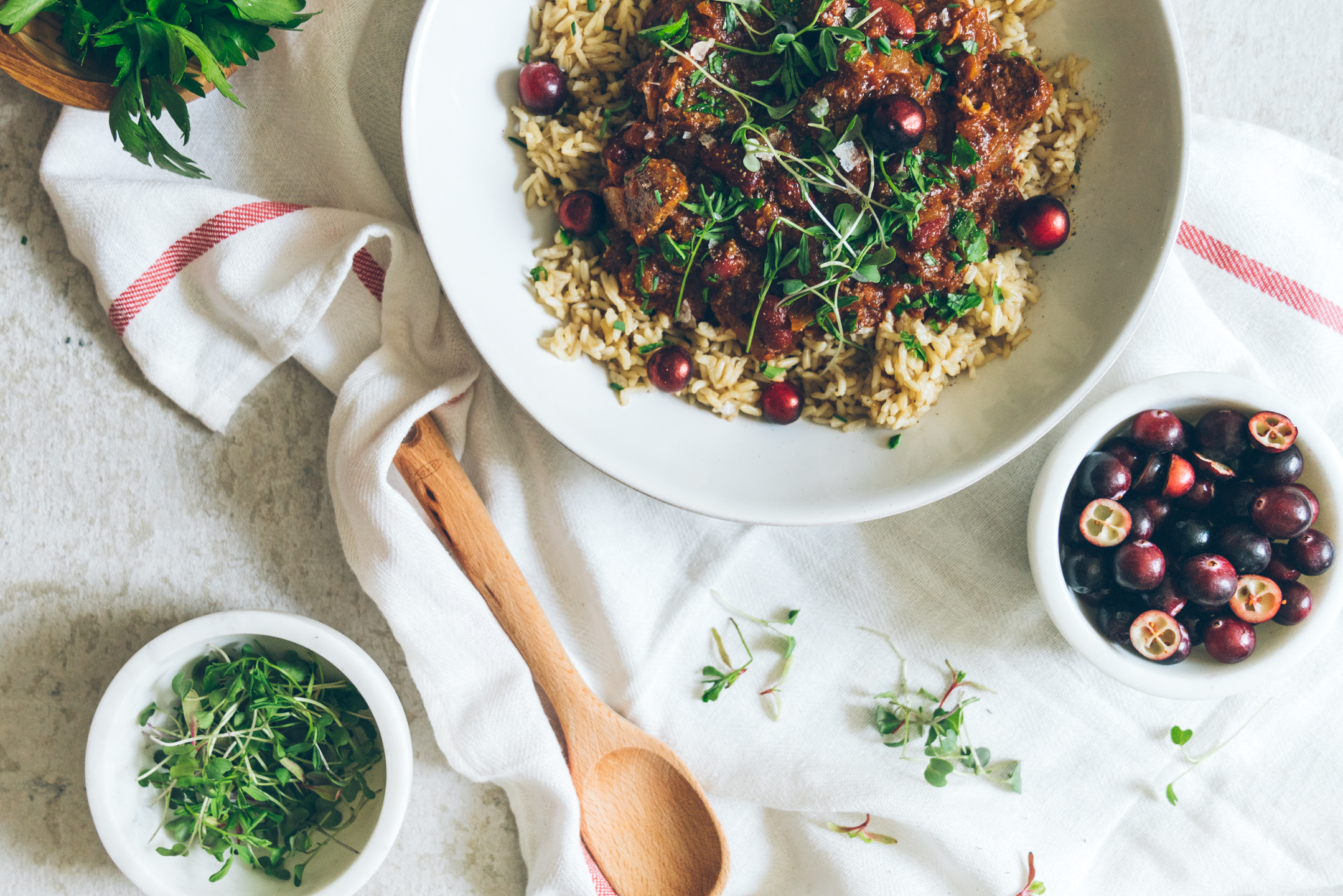 Country Cranberry Chili: slow cooker le cruset cranberry chili
