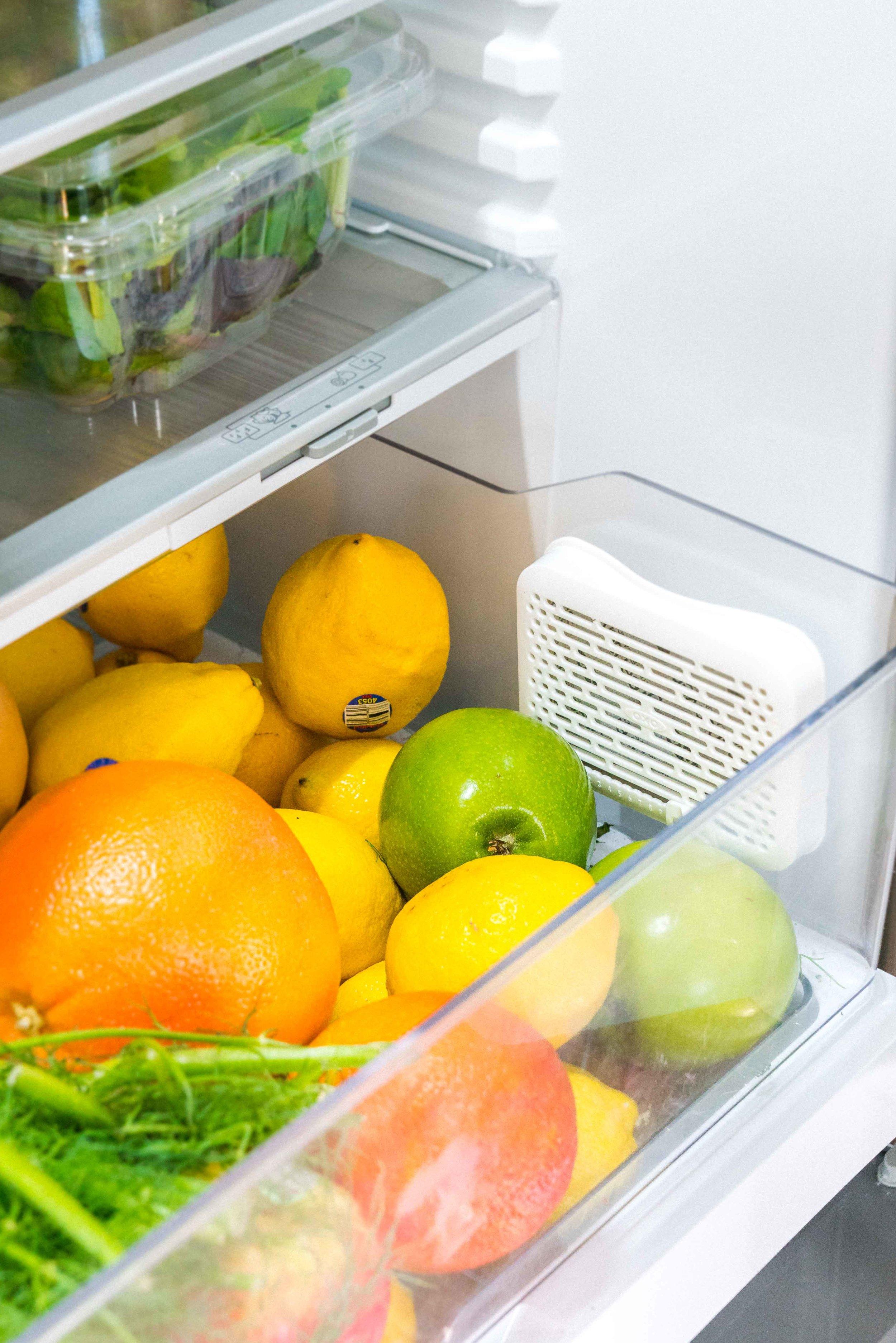 How to Organize Your Fridge to Eat Healthier