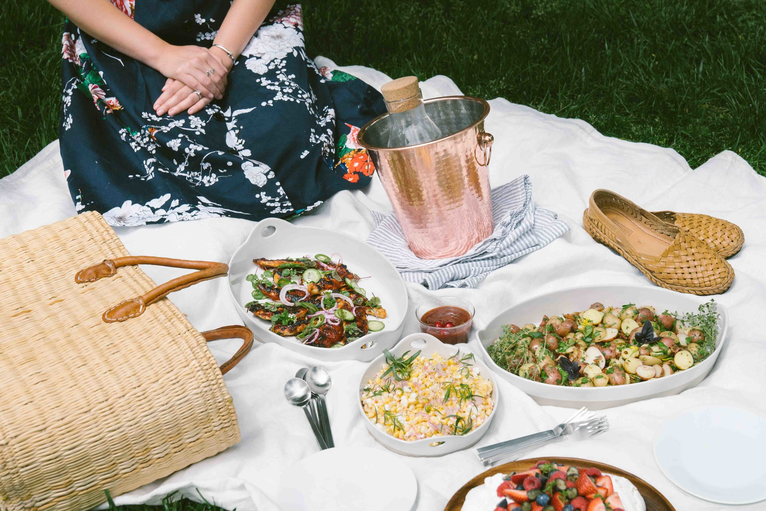5 Healthy Picnic Swaps For Better Nutrition