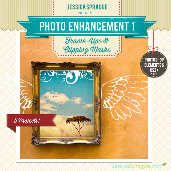 FREE Photo Enhancement with Jessica Sprague