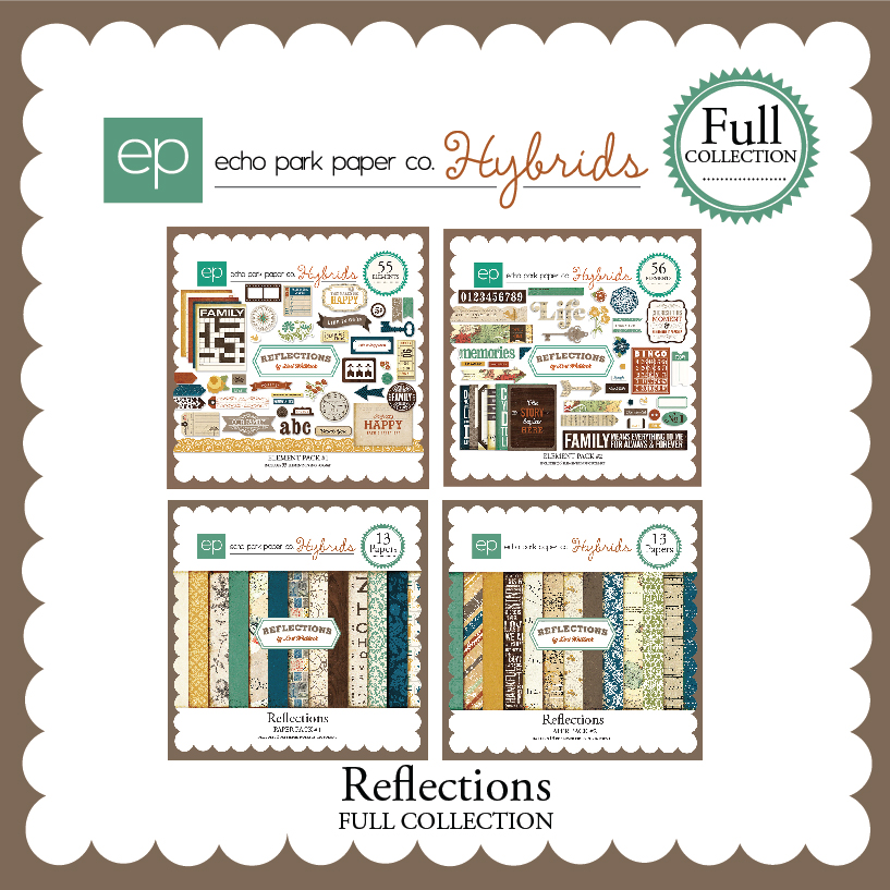 Reflections collection from Echo Park