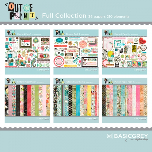 Out of Print collection by BasicGrey