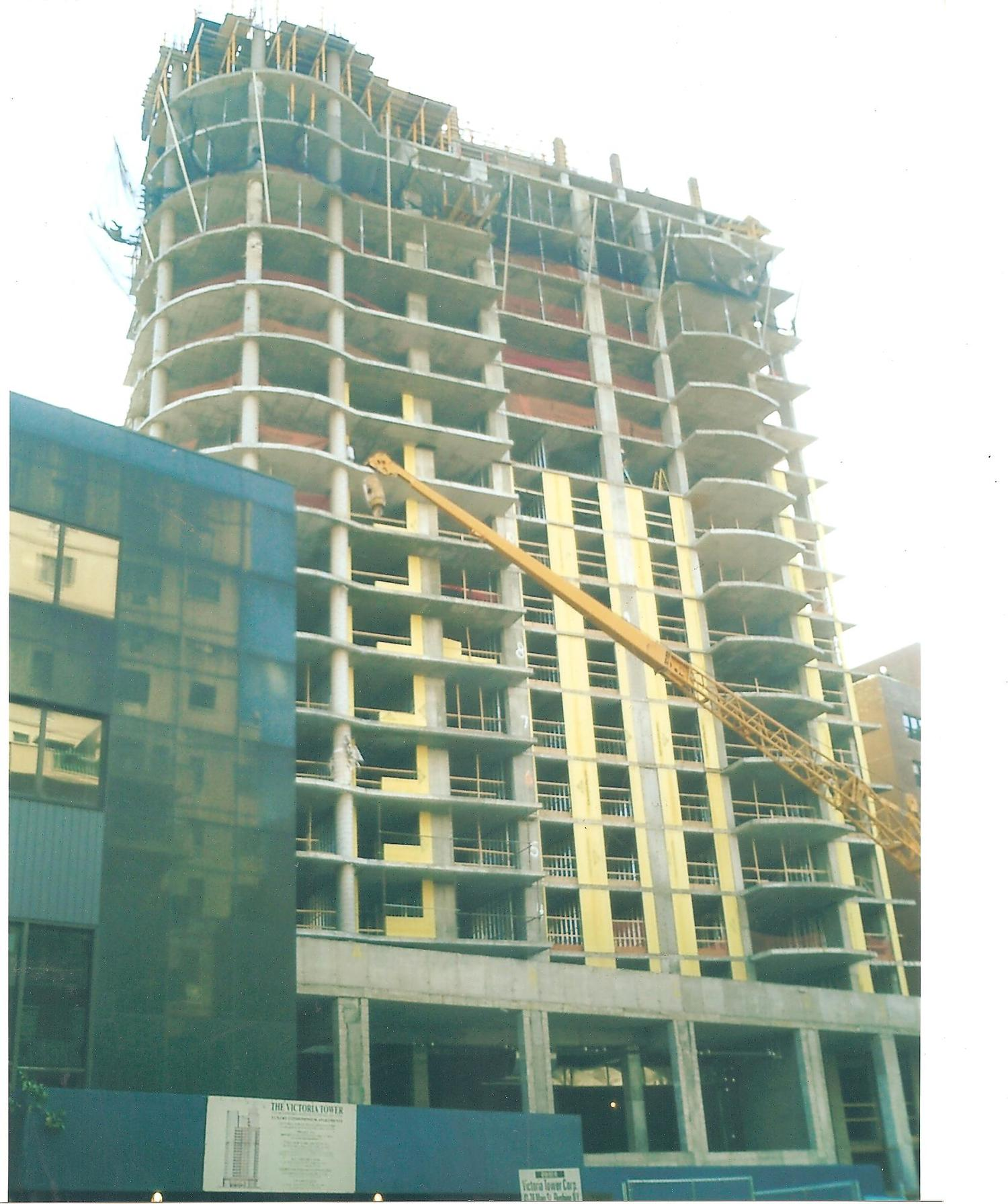 Victoria Towers-Flushing, NY-under construction.jpg