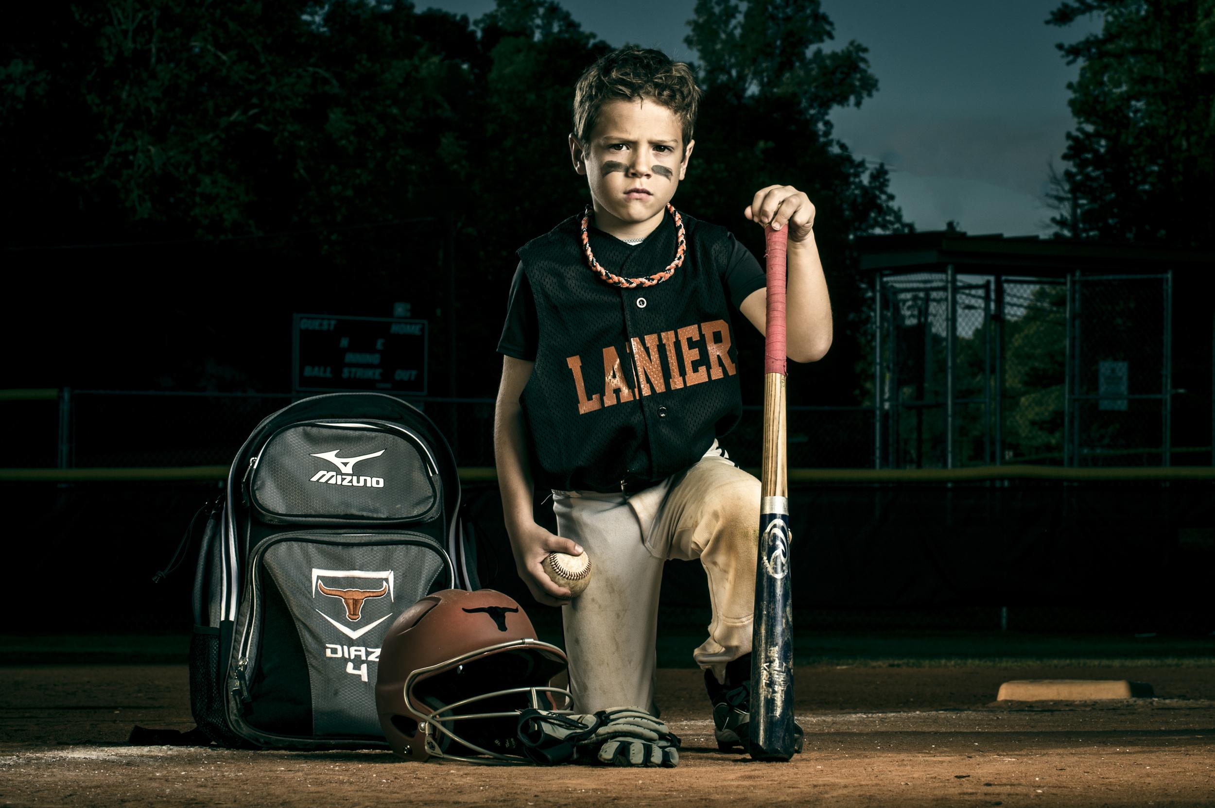 Lanier Baseball