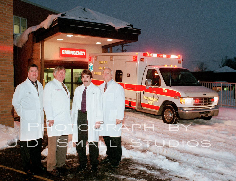 Hayes Green Beach Hospital Emergency Doctors