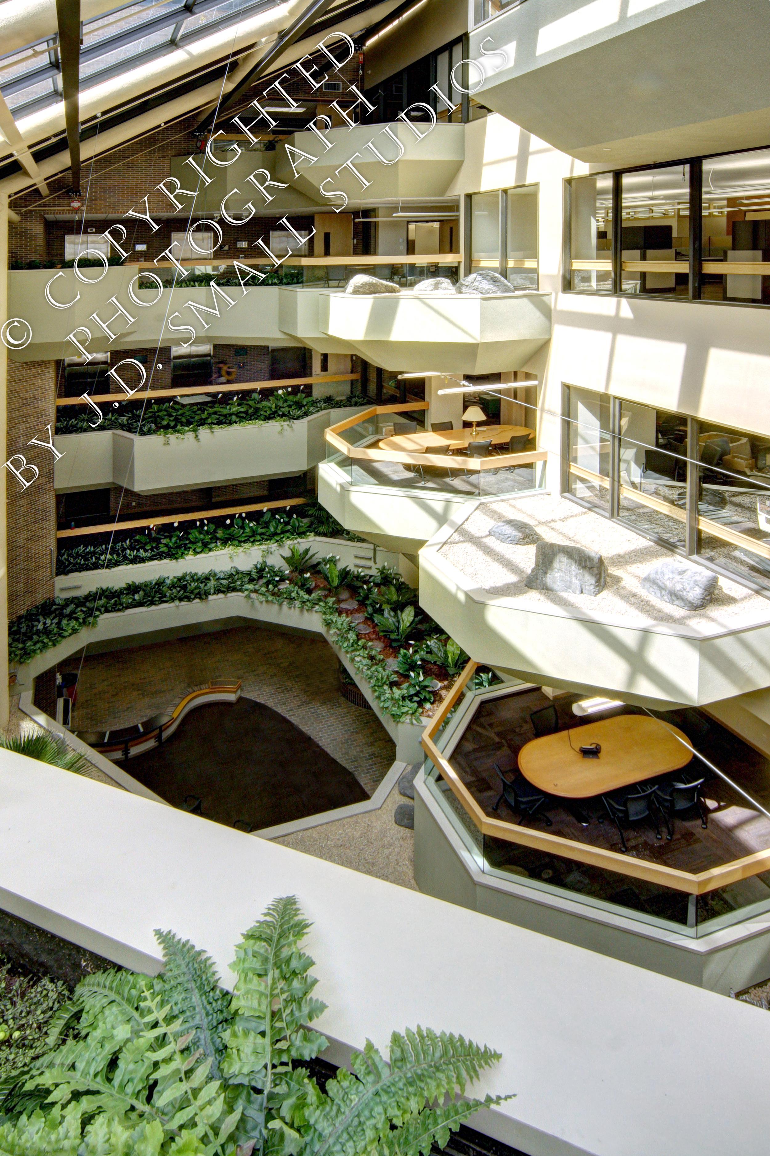 Blue Cross Blue Shield Atrium