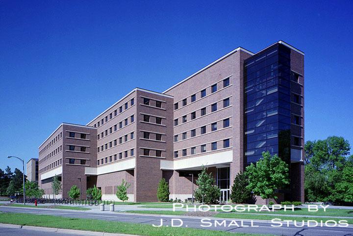 Michigan State University Eli Broad Business Complex