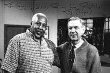 John Butler & Mr. Fred Rodgers