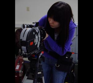 M.A. Film Studies