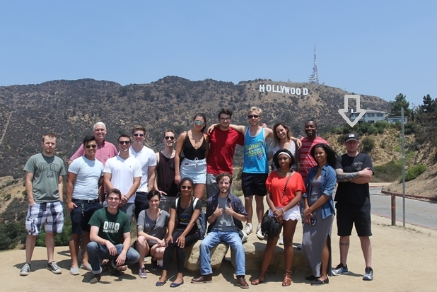 Click here  to watch a video summary about the semester in L.A. program.