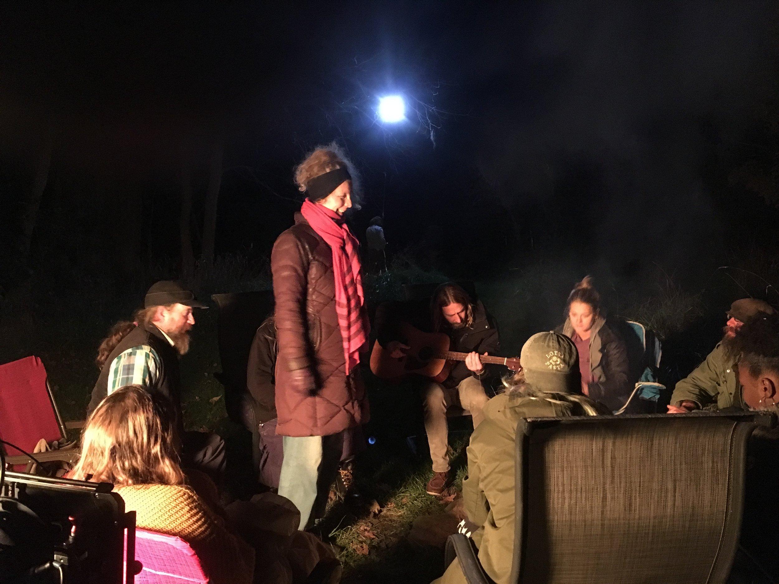 Warming up the Bonfire Scene.jpg