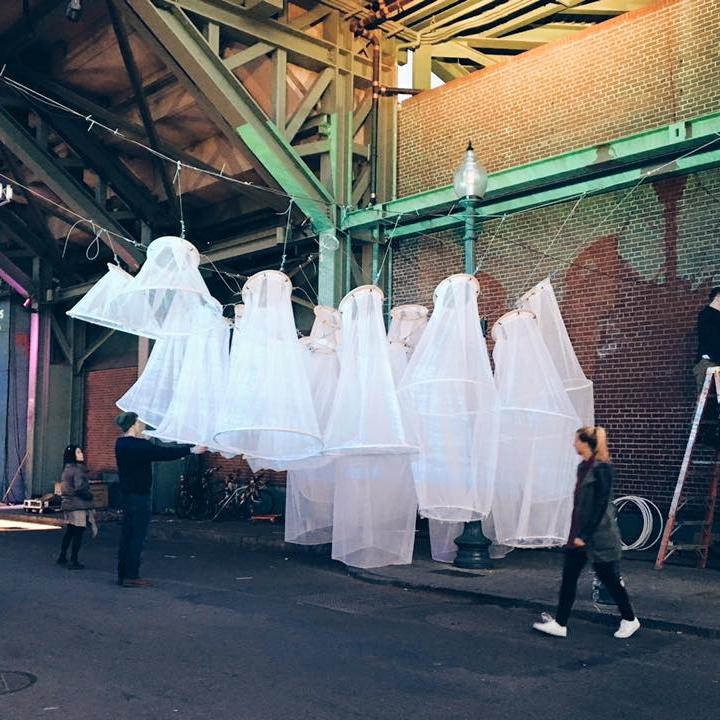 illuminus boston    architectural exhibition architectural installation