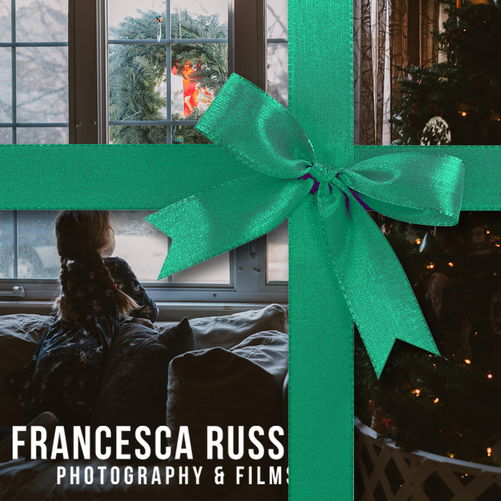 Gift # 8 : Francesca Russell
