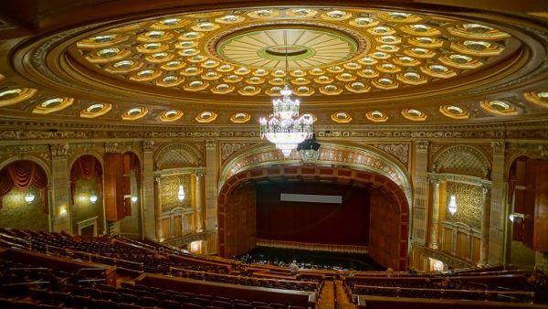 The Benedum Center, Pittsburgh, PA