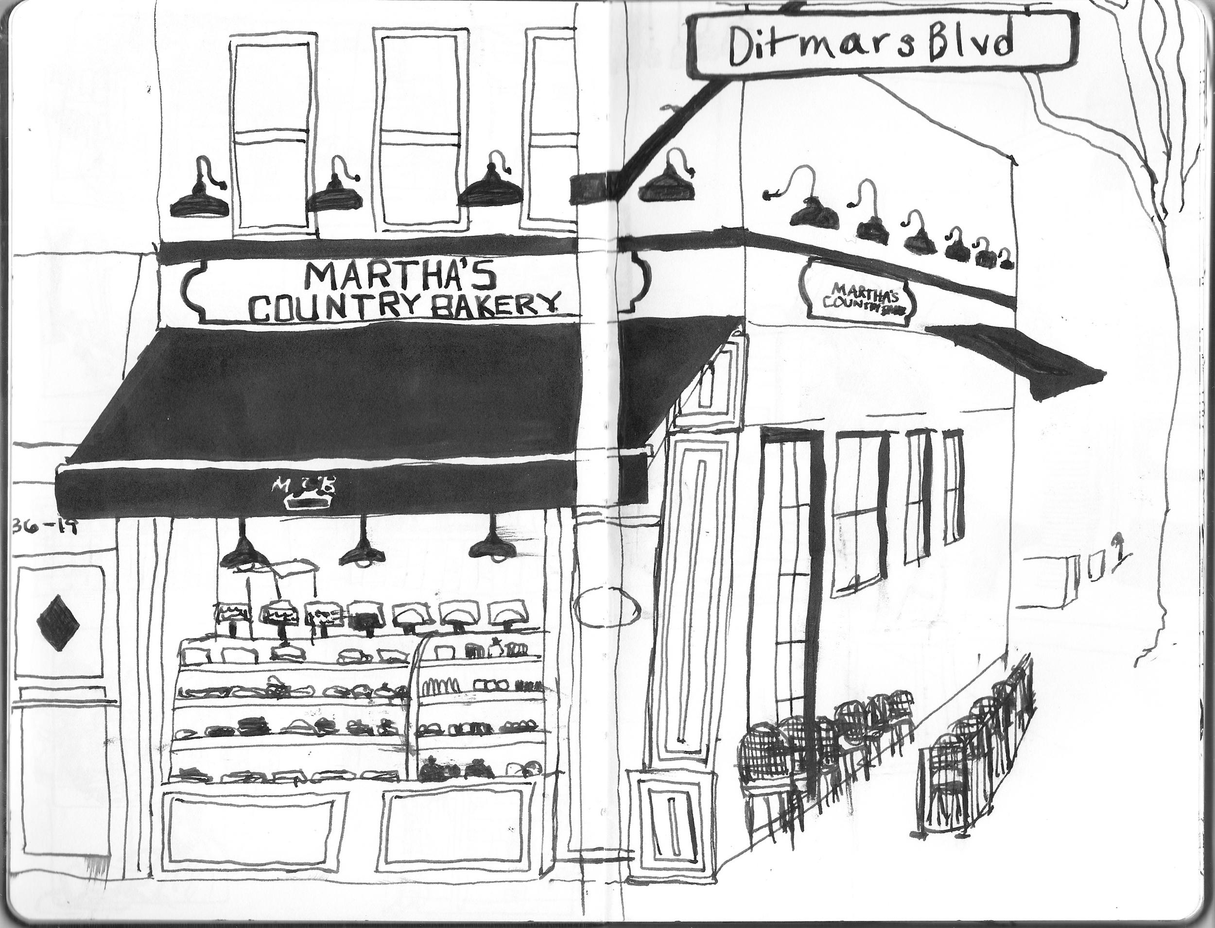 Martha's Bakery