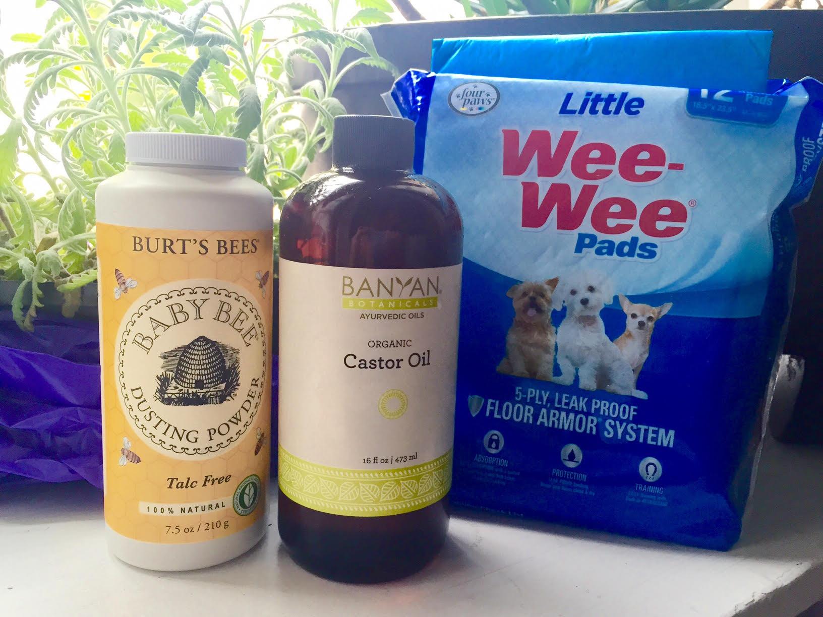 Easy Peasy Castor Oil Packs — Lovie Acupuncture and Healing