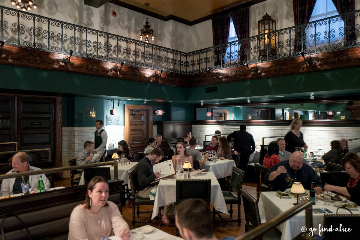 """Main Dining Room, or the """"Battle Room"""""""