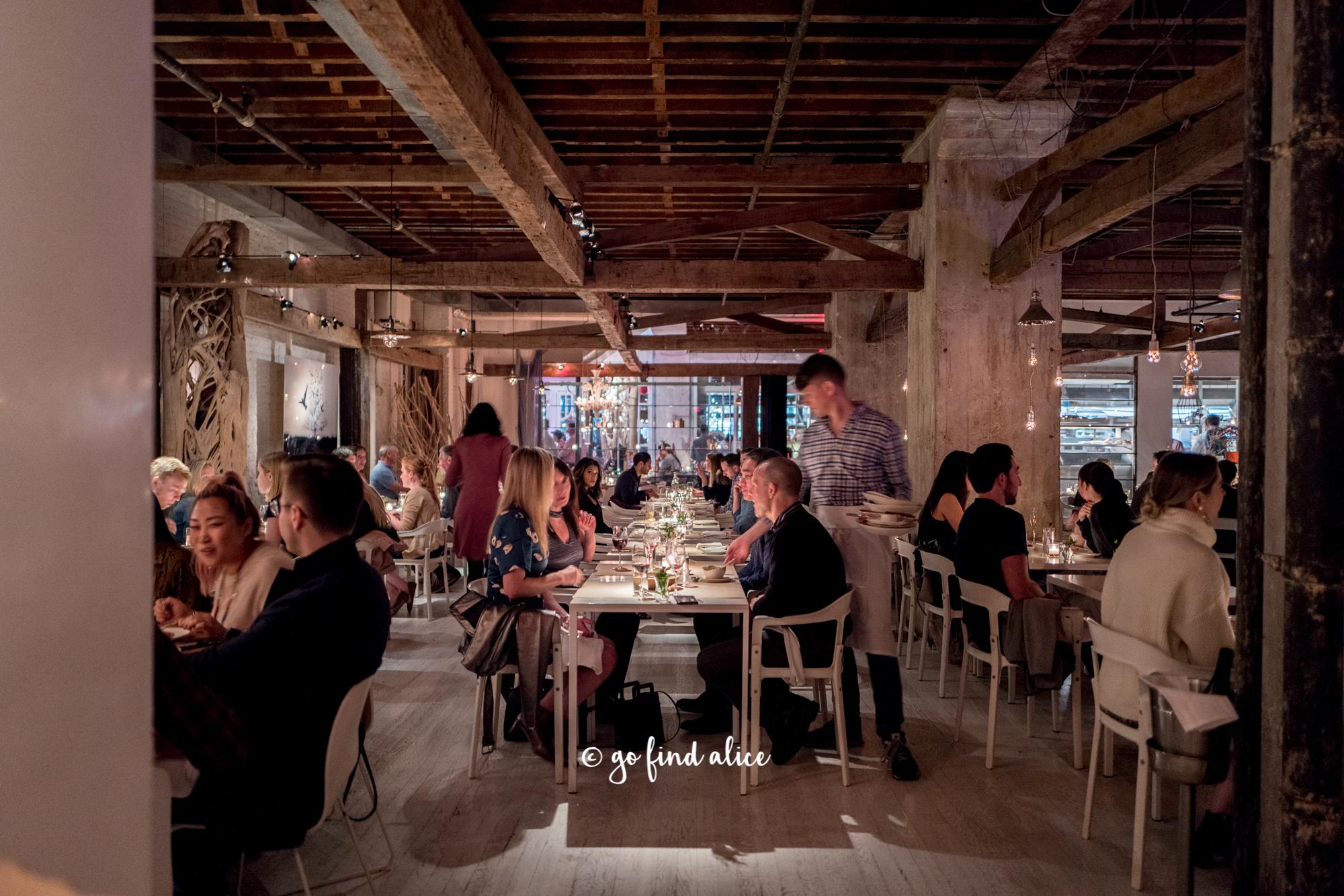 NYC] ABC Kitchen - Jean-Georges Restaurant - Autumn Dinner ...